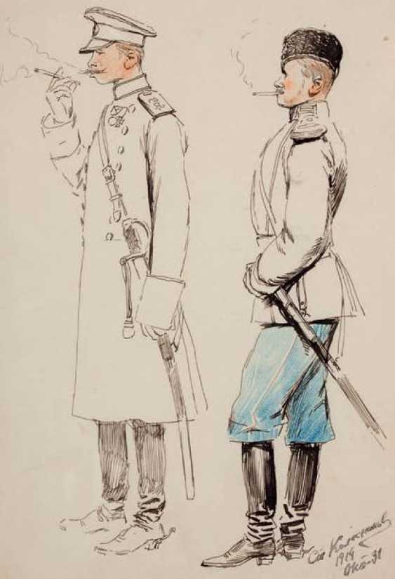 STÉPAN FÉODOROVITCH KOLESNIKOFF (1879-1955) - photo 1