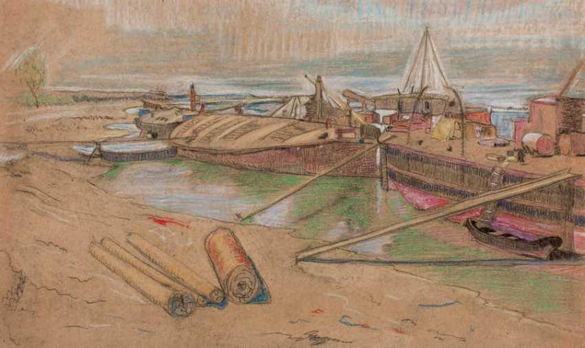 VLADIMIR DAVIDOVITCH BARANOV-ROSSINÉ (1888-1944) - photo 1