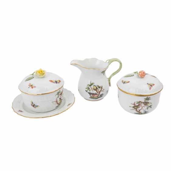 HEREND tea set for 6-12 people, 20. Century - photo 4