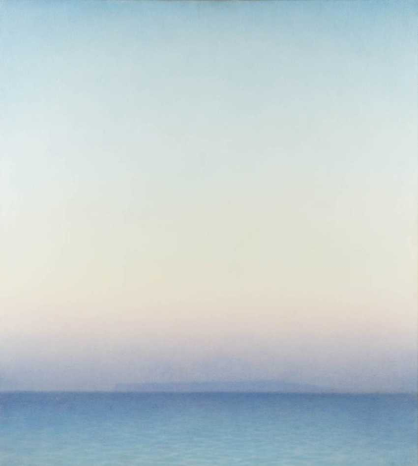 PETER RITZER 1942 in Munich, lives and works in Ibiza, Spain. ISLAND - photo 1