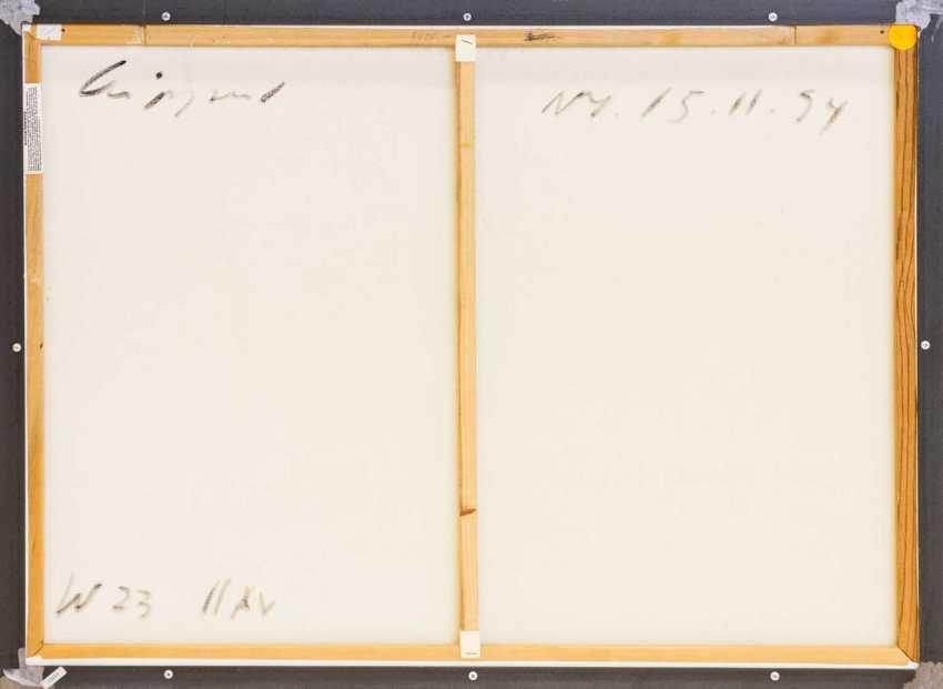 "LEIPPERT, JÜRGEN (geb. In 1944, in Stuttgart, working at the same place), ""New York"", - photo 4"