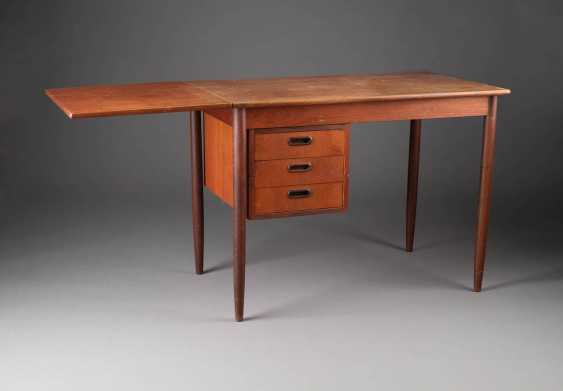 A FOLD-OUT DESK. Execution: Finland, Asko Export, 1960s/1970s - photo 1