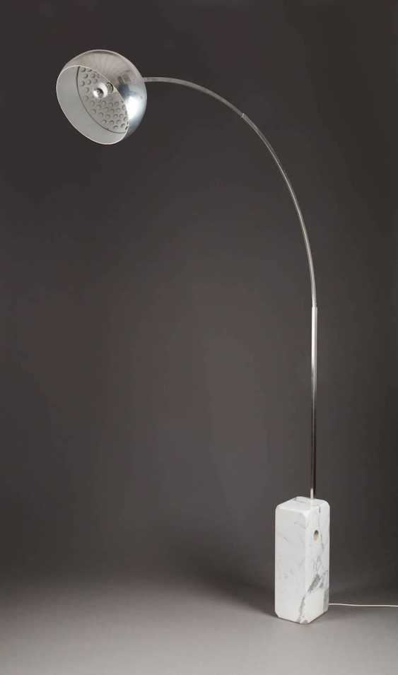 ACHILLE CASTIGLIONI 1918 Milan - 2002 ibid. ARC LIGHT 'ARCO' (DRAFT 1962) - photo 1