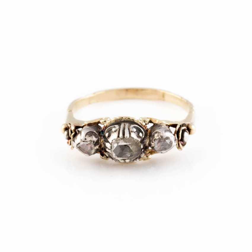 HISTORICAL DIAMOND RING - photo 1