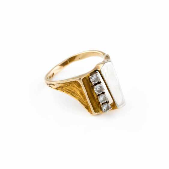 BRILLANT-RING 'MANFRED STUBHANN' - photo 2