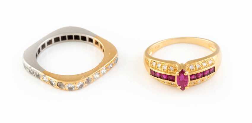 TWO RINGS - photo 1