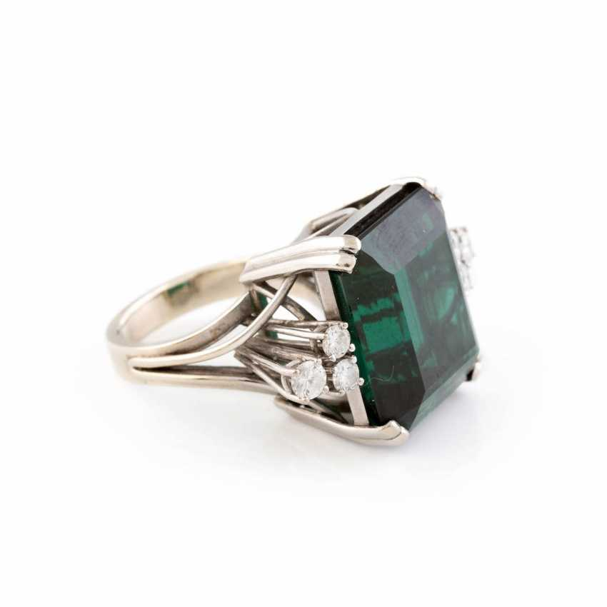 GEMSTONE RING - photo 2
