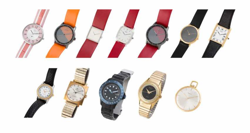 MIXED LOT OF WATCHES - photo 1