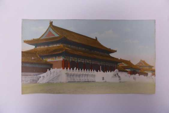 Seventeen historical photos of the forbidden city and the summer Palace - photo 10