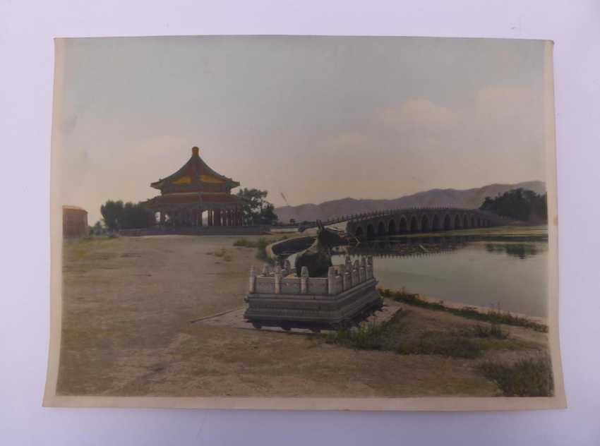 Seventeen historical photos of the forbidden city and the summer Palace - photo 17
