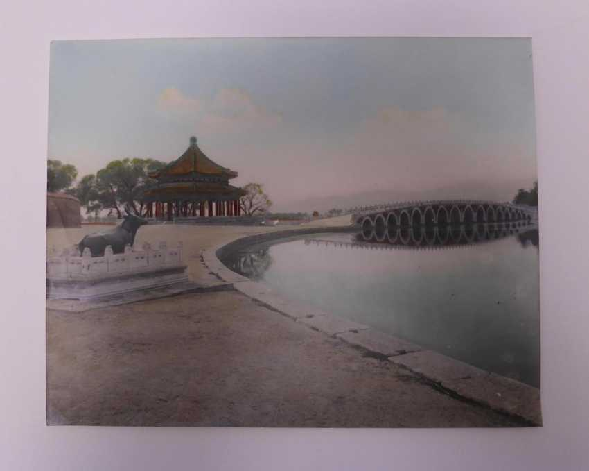 Seventeen historical photos of the forbidden city and the summer Palace - photo 19