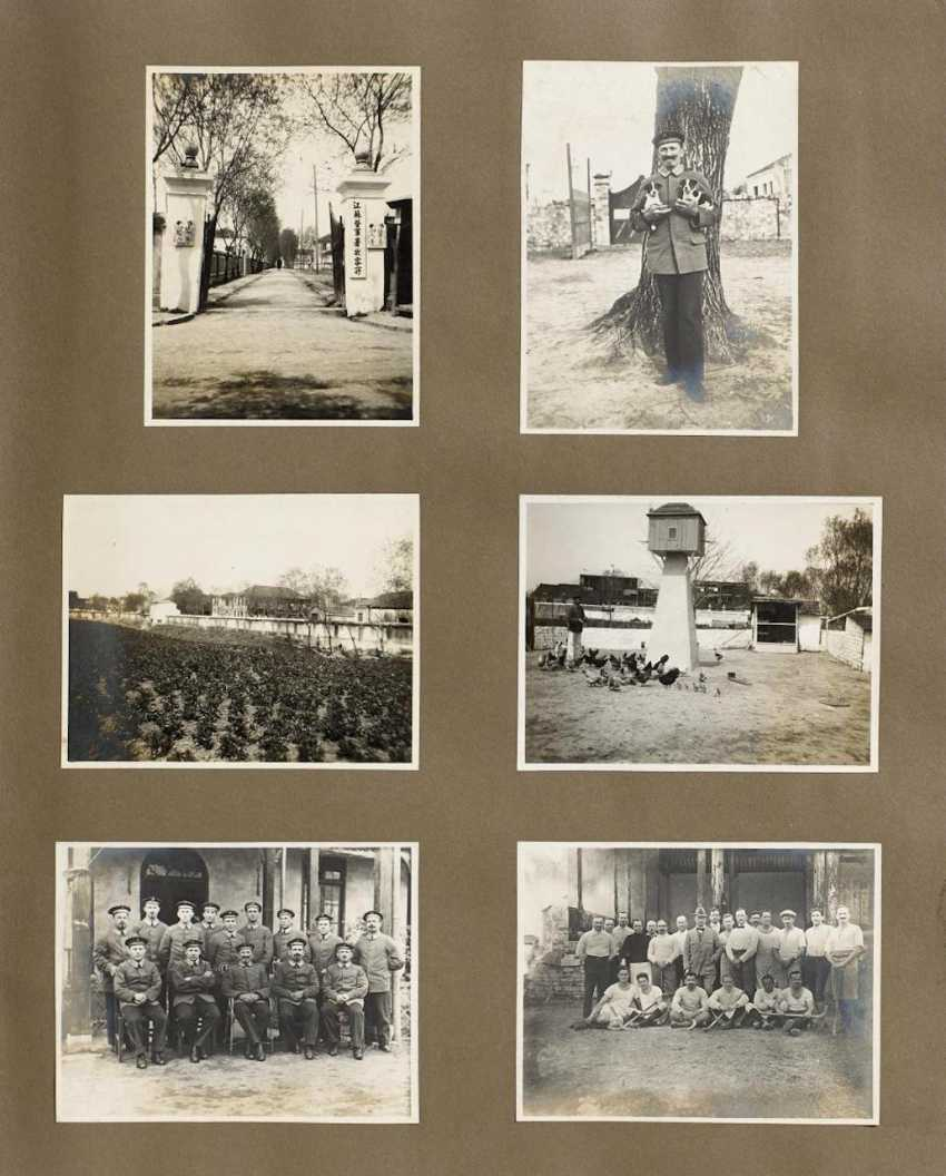Photo album for the German Navy, and the life in the German colony - photo 1