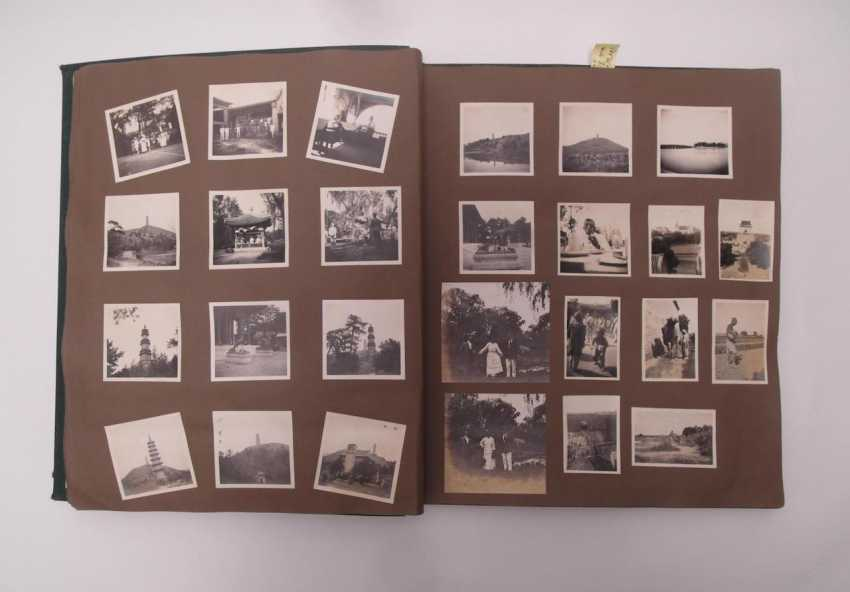 Photo album for the German Navy, and the life in the German colony - photo 4