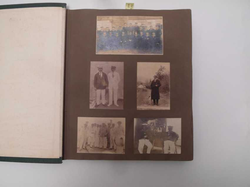 Photo album for the German Navy, and the life in the German colony - photo 13