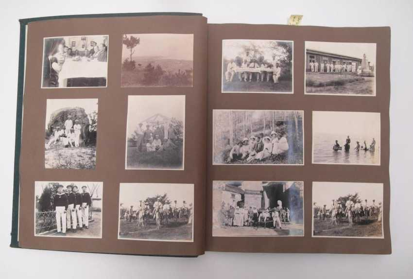 Photo album for the German Navy, and the life in the German colony - photo 15