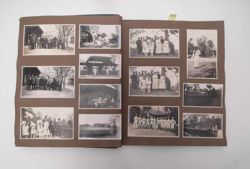 Photo album for the German Navy, and the life in the German colony - photo 17