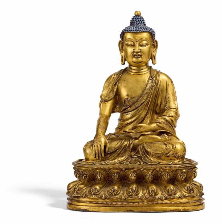 Significant Buddha Shakyamuni - photo 1