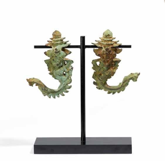Pair Of Palanquin Hooks - photo 1