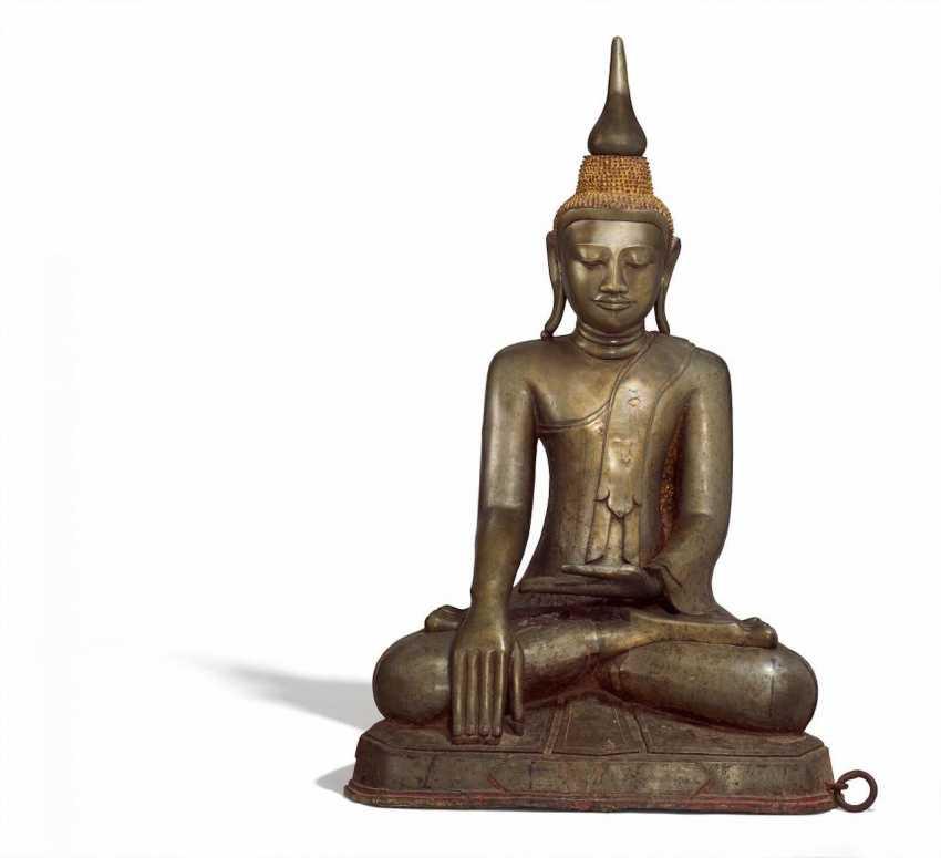 Significant survival big Buddha maravijaya - photo 1