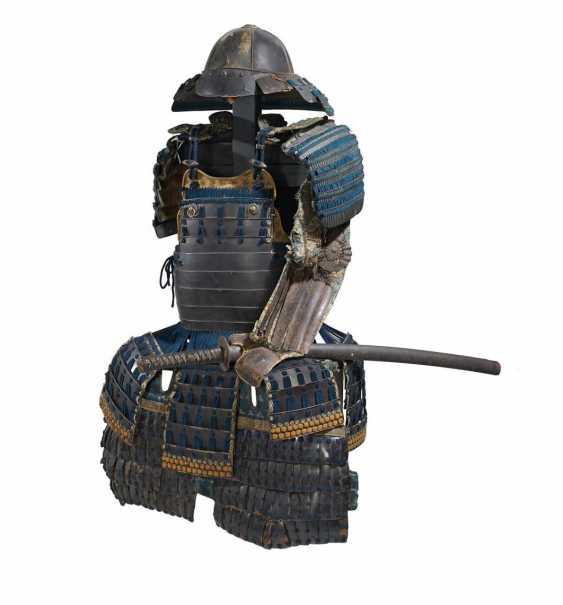 Armor with katana - photo 1