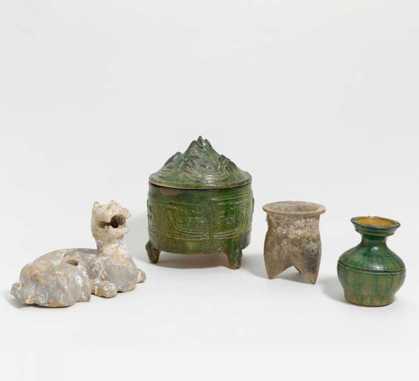 Four Early Ceramics - photo 1