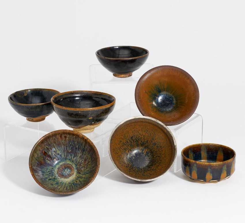 Seven Tea Cups - photo 1
