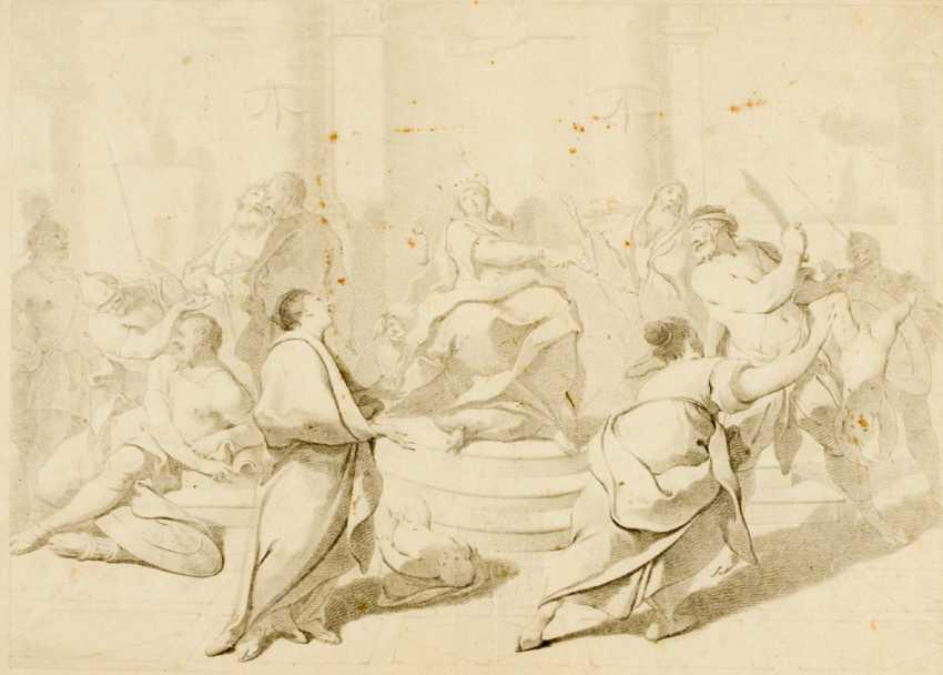 Italian school 17.th century - photo 2