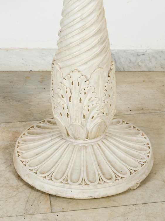 Italian marble Table, 19.th century - photo 3