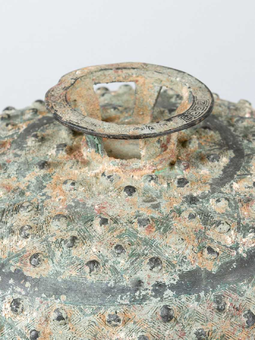 Shang Dynasty Vessel - photo 2