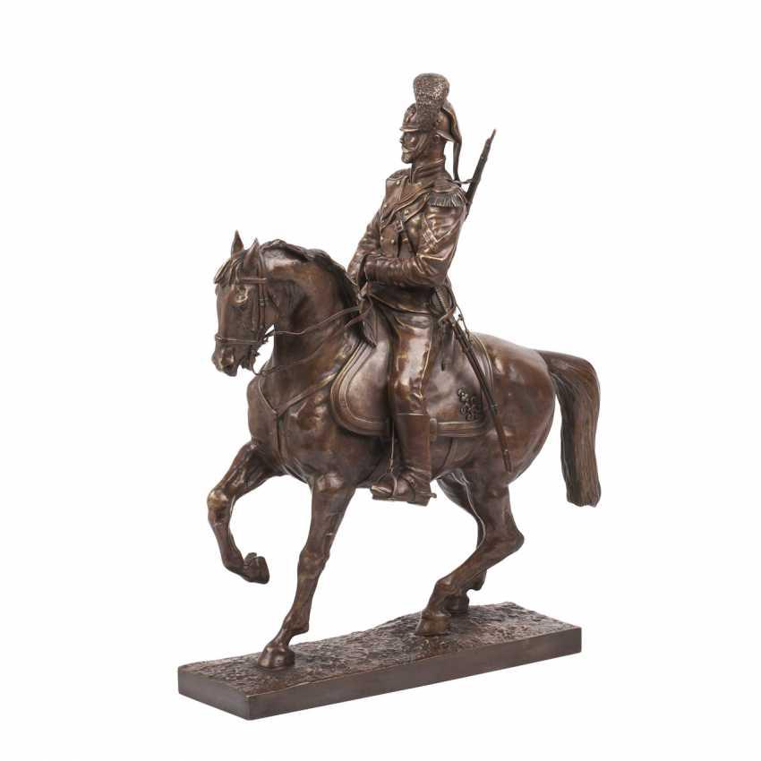 Cheval de la composition de l'Empereur Nicolas II - photo 1