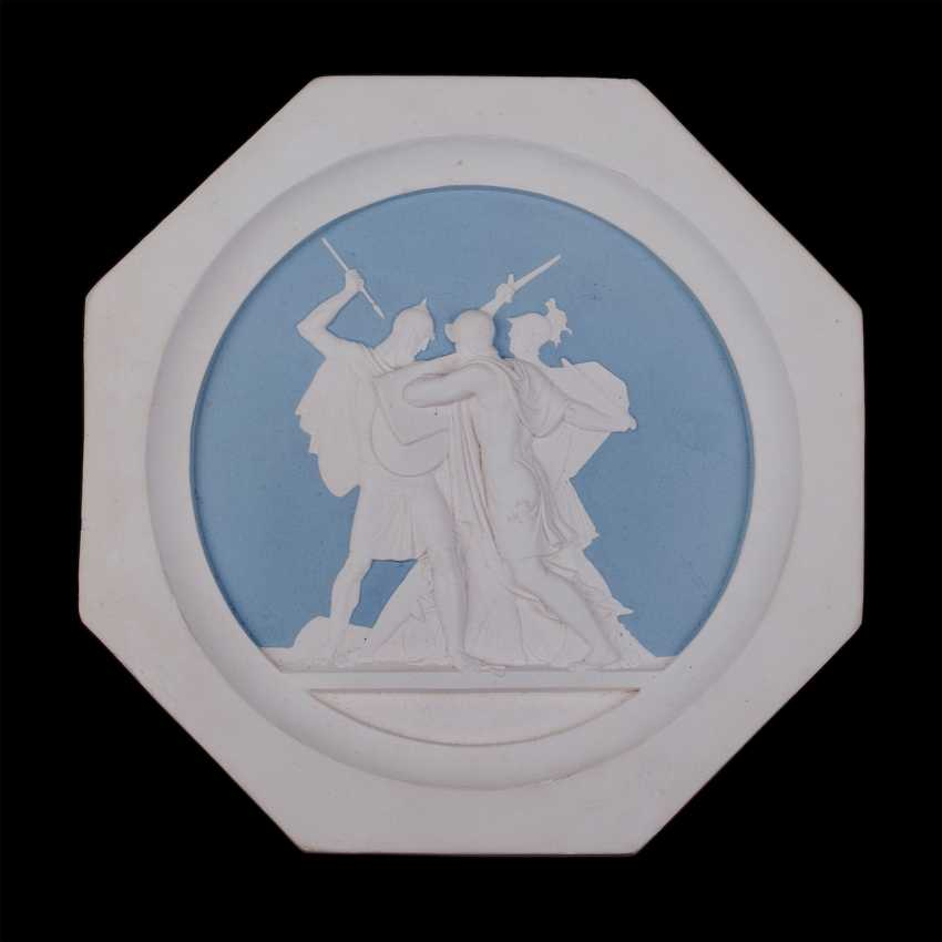 "Embossed medallion ""Battle of Borodino - photo 1"