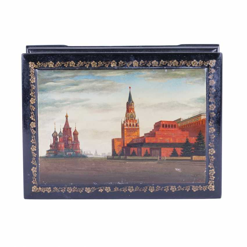 Two boxes with a picture of Moscow Kremlin - photo 4