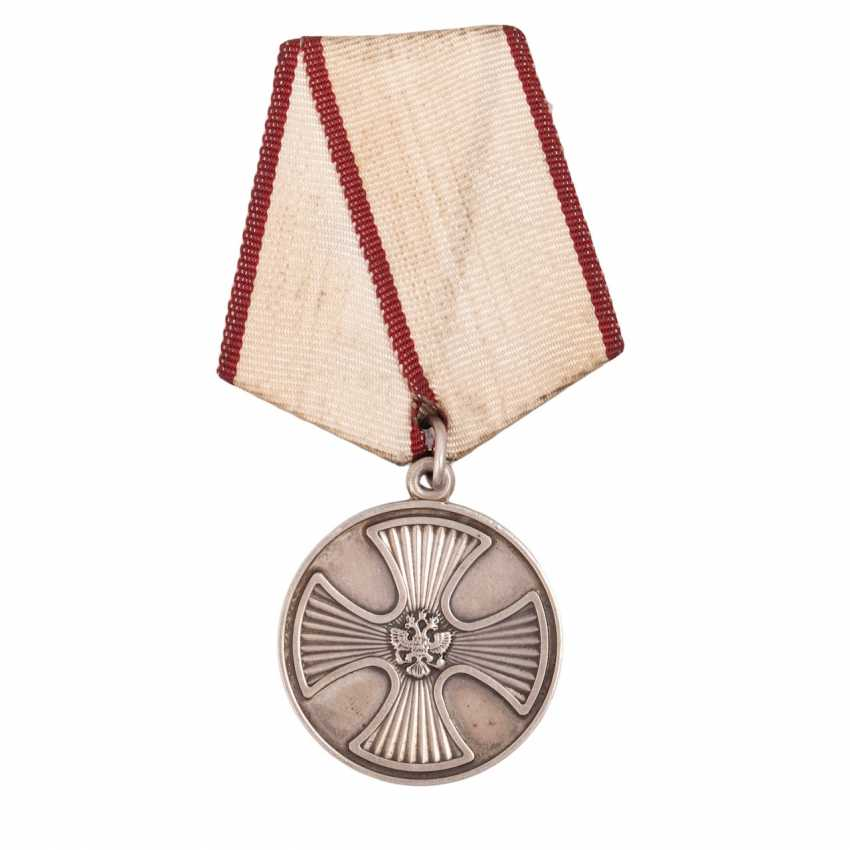 """Medal """"For the salvation of perishing"""" documents - photo 2"""