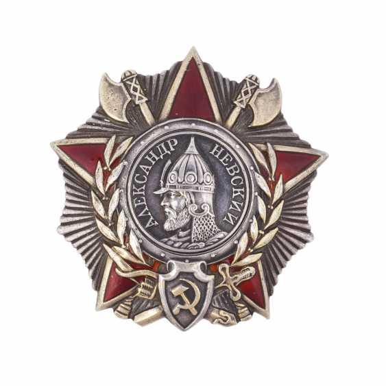 The order of Alexander Nevsky, type 3 - photo 1
