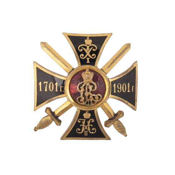 Sign of the 18th Seversk Dragoon regiment - photo 1