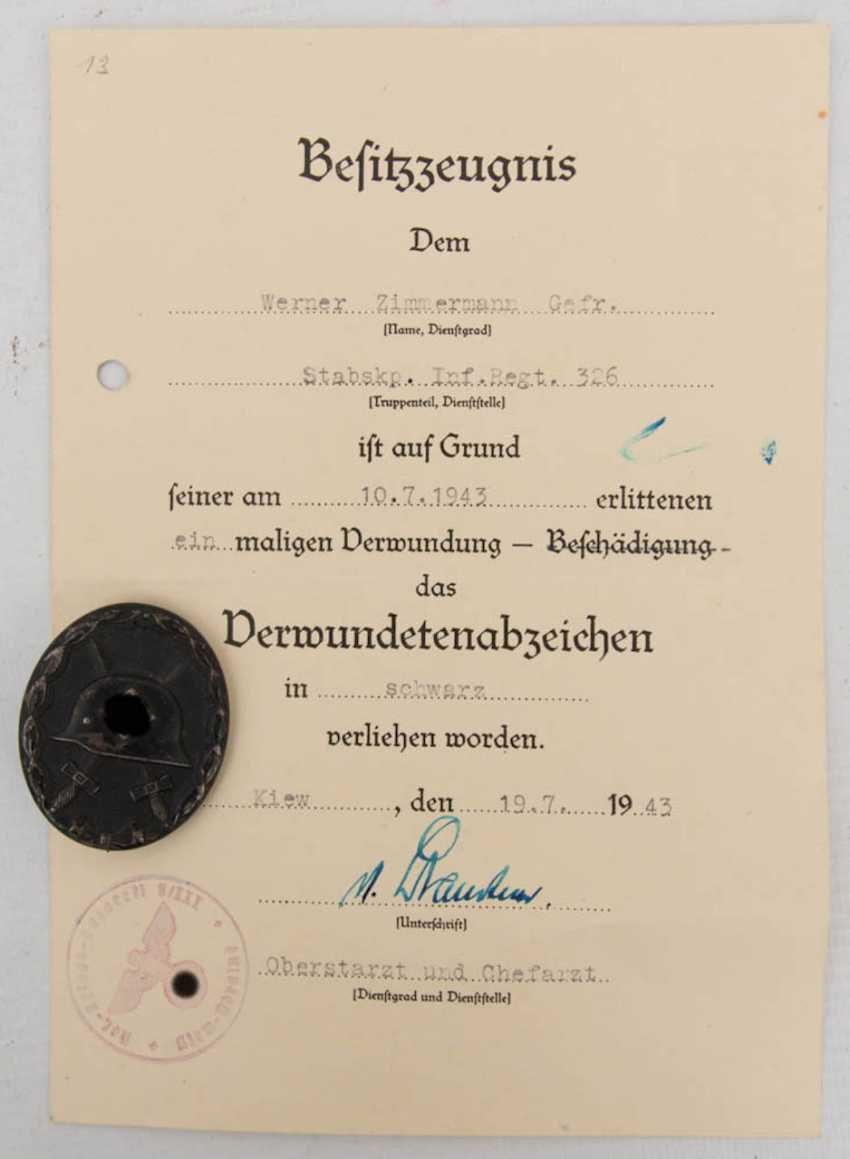 COLLECTION OF DOCUMENTS WITH THE ORDER - photo 6
