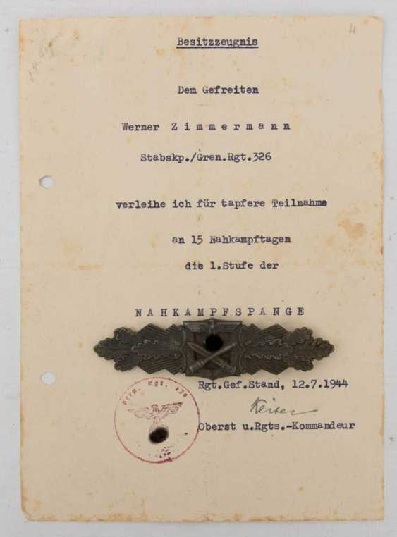 COLLECTION OF DOCUMENTS WITH THE ORDER - photo 12