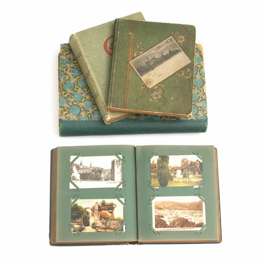 4x post card album. - photo 1