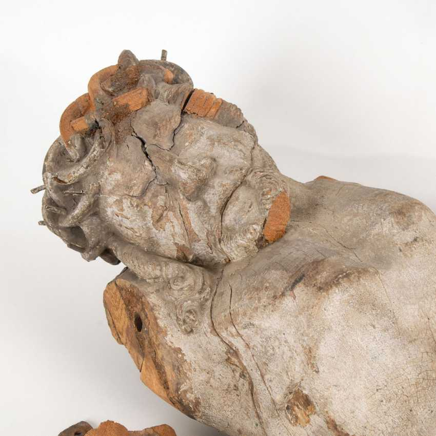 A large Corpus of Christ from a Kruzifi - photo 2