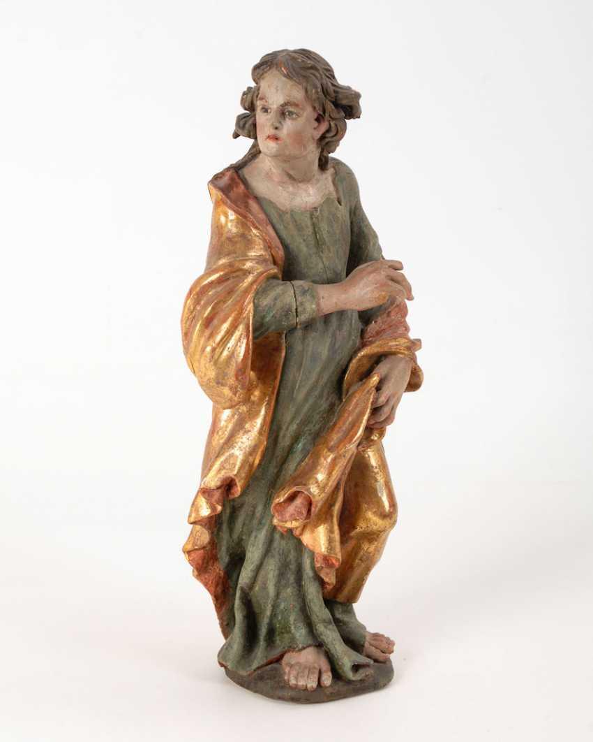 Holy Figure (Saint John The Evangelist?). - photo 1