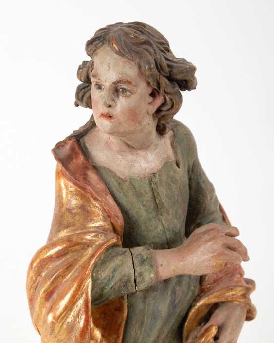 Holy Figure (Saint John The Evangelist?). - photo 2