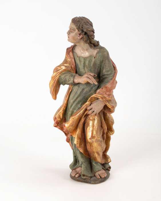 Holy Figure (Saint John The Evangelist?). - photo 3