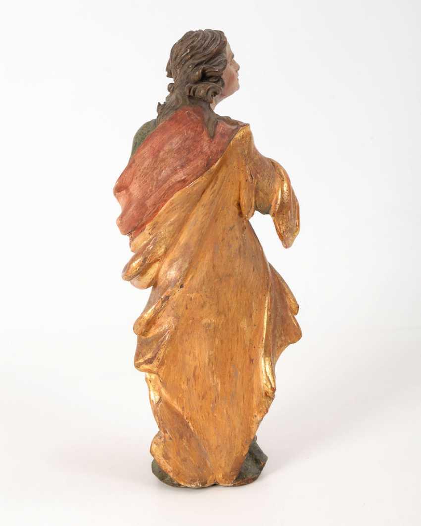 Holy Figure (Saint John The Evangelist?). - photo 4