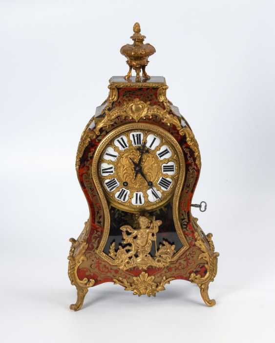 "Historicist ""Boulle""Clock. - photo 1"