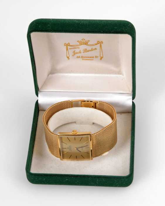 Gold Automatic gentleman's wristwatch, OME - photo 1