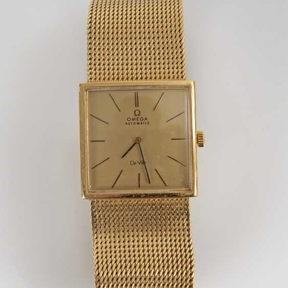 Gold Automatic gentleman's wristwatch, OME - photo 2