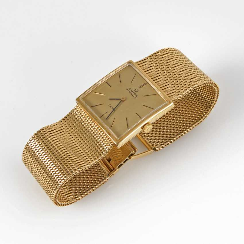 Gold Automatic gentleman's wristwatch, OME - photo 3