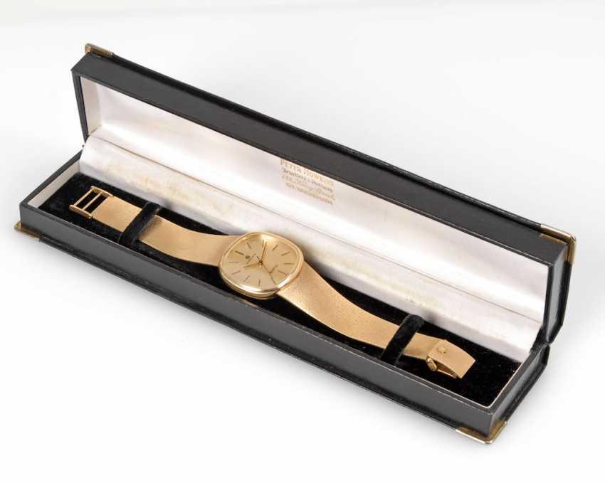 Golden men's watch, JUNGHANS. - photo 1