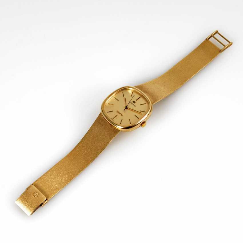 Golden men's watch, JUNGHANS. - photo 4
