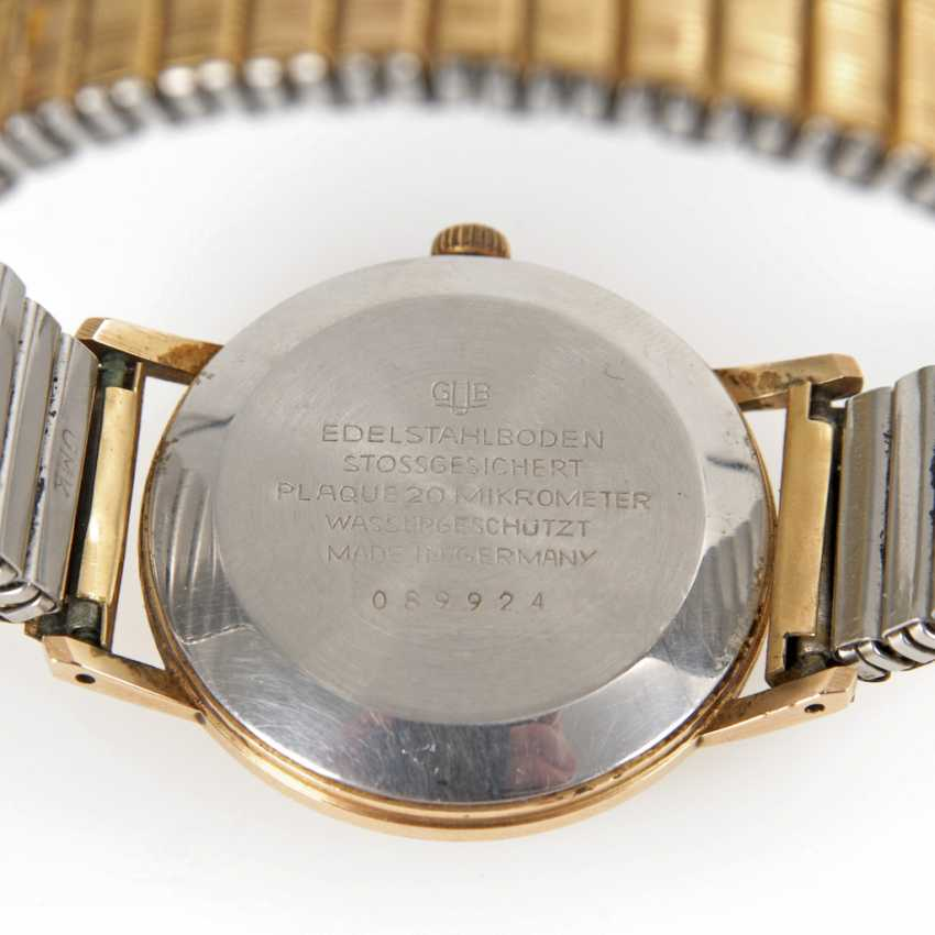 Men's wristwatch with a special automatic, - photo 2